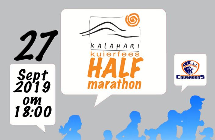 Kalahari Kuierfees Half Marathon